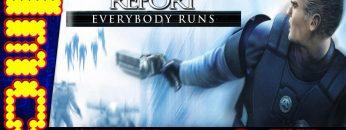 RAGING TO DESTRUCTION | TDL Let's Play Minority Report: Everybody Runs