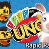 RAPID RABBIDS | Uno w/The Crew #3