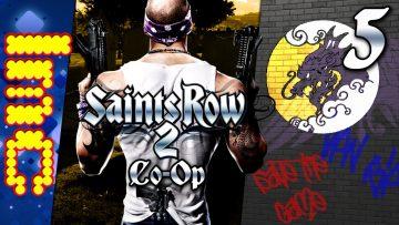 REST IN PEACE, RONIN | Saints Row 2 Co-Op w/Kevin & Dusk #5