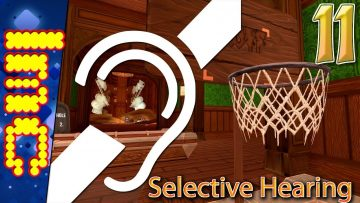 SELECTIVE HEARING | Golf With Your Friends Gameplay #11
