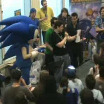 Summer Of Sonic 2008: Rory's Birthday / AAUK's Surprise Finale
