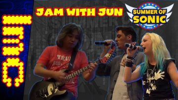 Summer Of Sonic 2013 – Jam With Jun