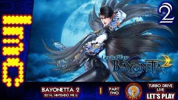 TDL Let's Play Bayonetta 2 – Part 2
