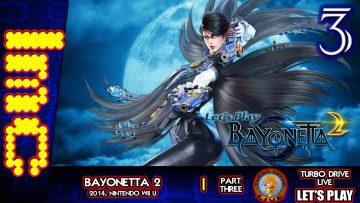 TDL Let's Play Bayonetta 2 – Part 3