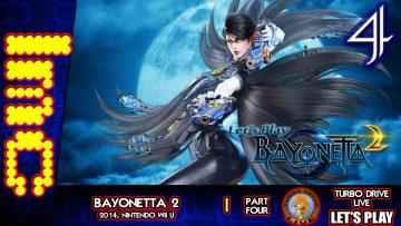 TDL Let's Play Bayonetta 2 – Part 4
