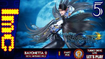 TDL Let's Play Bayonetta 2 – Part 5