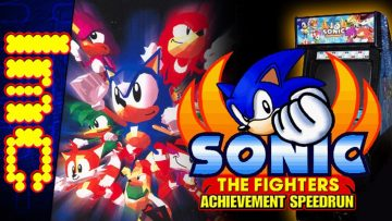 TDL Let's Plays – Sonic The Fighters Achievement Speedrun!