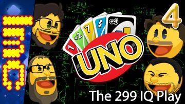 THE 299 IQ PLAY | Uno w/The Crew #4