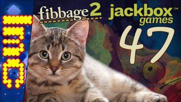 THE ANCIENT VAGINARAPTOR | Jackbox #47 – Fibbage 2