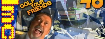 THE WORST FRONTIER | Golf With Your Friends Gameplay #46