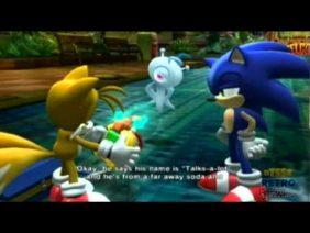 "WORLD EXCLUSIVE – Sonic Colours Cutscene: ""Tails & The Translator"""