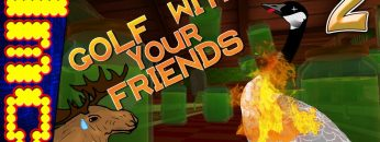 YOUR GOOSE IS COOKED!   Golf With Your Friends Gameplay #2
